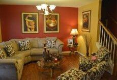 Jakie kolory do różnych pomieszczeń?