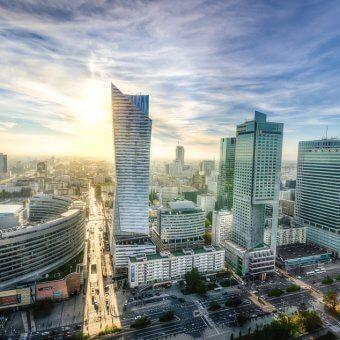 Osiedle METROBIELANY i dzielnica Bielany a komunikacja z centrum i dzielnicami Warszawy