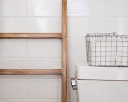 Modna i stylowa łazienka